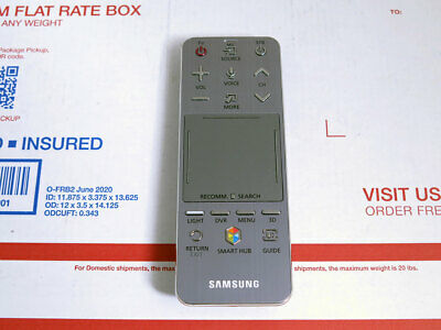 £86.56 • Buy Samsung Rmctpf1bp1 Aa59-00758a Smart Touch Tv Remote Control
