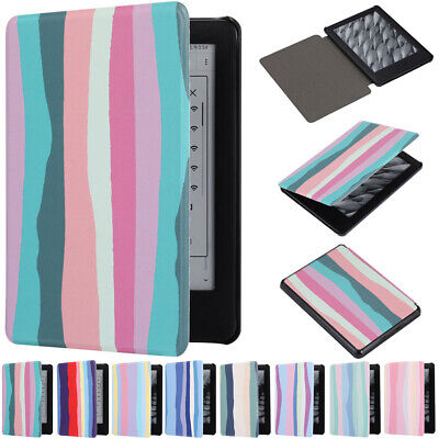 AU10.58 • Buy For Amazon Kindle Paperwhite 123 4 10th Gen 6  E-reader Smart Leather Cover Case