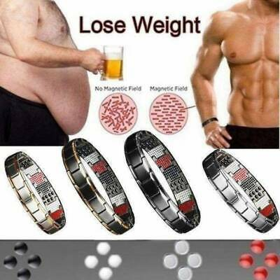 £2.13 • Buy 1X Magnetic Health Slimming Bracelet Therapy Weight Loss Bloods Circulation UK
