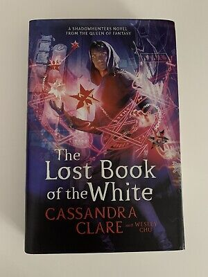 £5 • Buy The Lost Book Of The White, Cassandra Clare. The Eldest Curses.