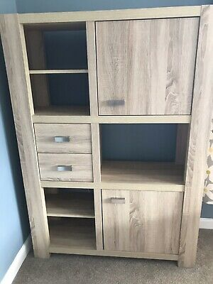 £300 • Buy Next Corsica Wall Unit, Coffee Table, TV Unit & Nest Of Two Tables