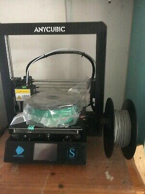 £75 • Buy Anycubic S And Some Filament 3d Printer X Mega