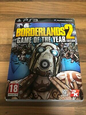 £19.99 • Buy Borderlands 2 Game Of The Year Edition GOTY Playstation 3 PS3 Game
