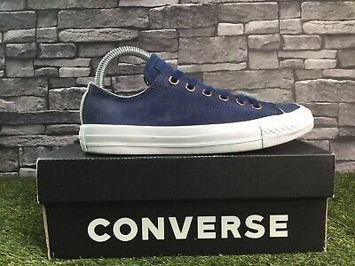 £5.50 • Buy Converse All Star Low Top Blue Size 5