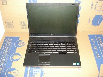 £36.30 • Buy Dell Precision M6500 17  Core I7-Q 740 1.73GHz 4GB No HDD No OS Bad Battery