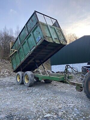 £2700 • Buy Wotton Silage Trailer