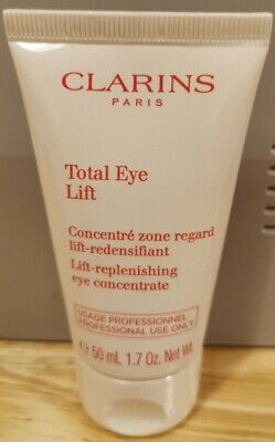£16 • Buy Clarins Total Eye Lift - Lift-Replenishing Eye Concentrate 50ml-new,sealed