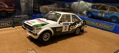 £75 • Buy Scalextric Stobart Rare Ford Escort Mk2 Limited Edition From C3369a