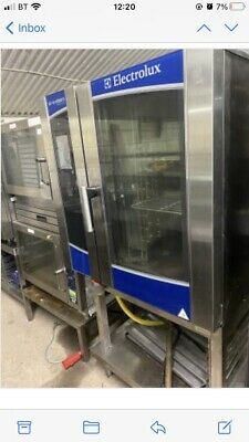 £1350 • Buy Electroux Air O Steam 9 Tray Combi Oven
