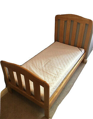 £45 • Buy Used Mamas And Papas Cot Bed With Mattress