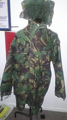 £89.99 • Buy British Army Cold Weather Dpm Camoflauge Artic Cold Weather Parka Large With...