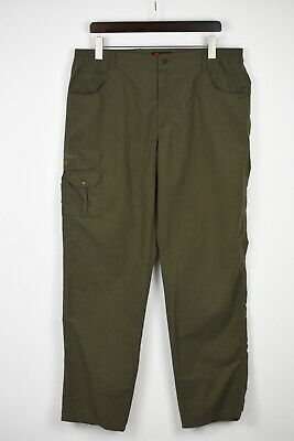 £27.83 • Buy FJALLRAVEN Men's (EU) 50 Or ~X LARGE* Thin Forest Trekking Trousers 41500-GS