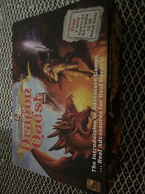 AU60 • Buy Dungeons & Dragons Dragon Quest Board Game
