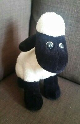 £4 • Buy Rare Retro Shaun The Sheep Soft Toy By Play Makers.