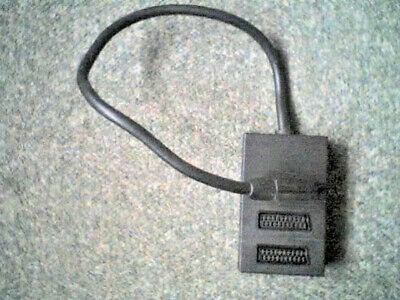 £2.50 • Buy 3 Way SPLITTER/SWITCH BOX VIDEO Cable Adapter 3 Devices To 1 Scart Connection -S