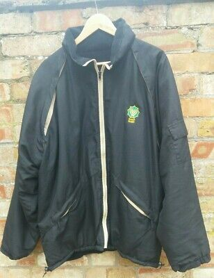 £40 • Buy SANDF South African Army Rugby Players Winter Jacket  3XL