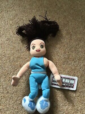 £15 • Buy Official Spice Girls Rare Bean Bag Doll With Tags