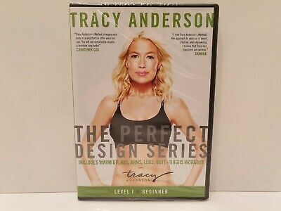 £6.99 • Buy Tracy Anderson The Perfect Design Series Dvd
