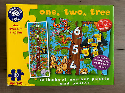 £3.99 • Buy Orchard Toys Puzzle Age 3-6, 30 Piece Puzzle