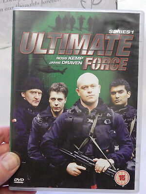 £1.99 • Buy Ultimate Force - Series 1 - Episodes 1 To 6 (DVD, 2003, 2-Disc Set)