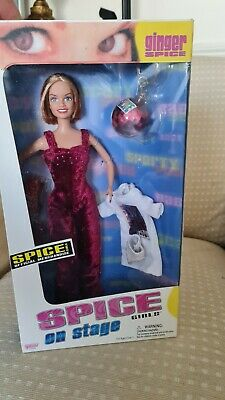 £800 • Buy **RARE**Spice Girls ON STAGE Dolls With RARE GERI!!**