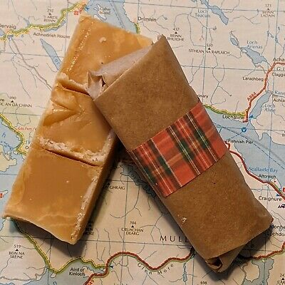£1.65 • Buy Sample Taster Of 3 Pieces Gael's Melt-in-the-mouth Homemade Scottish Tablet