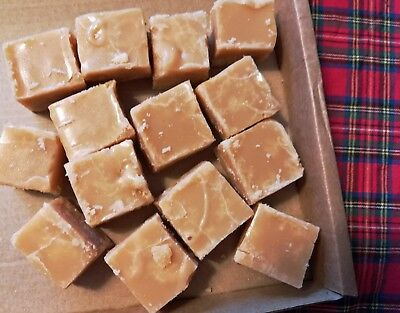 £7.50 • Buy 500 Grams Gael's Melt-in-the-mouth Homemade Scottish Tablet............Not Fudge