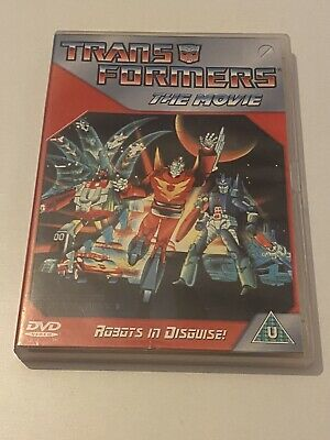 £1.99 • Buy Transformers The Movie DVD - Animated