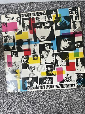 £2 • Buy Siouxsie & The Banshees Once Upon A Time The Singles VG Vinyl Record