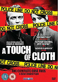 £3.49 • Buy A Touch Of Cloth Series 1-3 Box Set [DVD] [2012][Region 2]