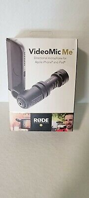 £25.45 • Buy Rode VideoMic Me Directional Microphone For Smartphone Video Mic Me VideoMicME
