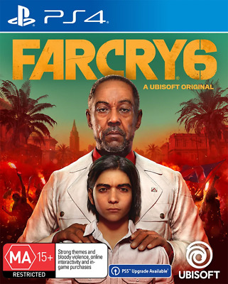 AU84.95 • Buy Far Cry 6 PS4 Game NEW