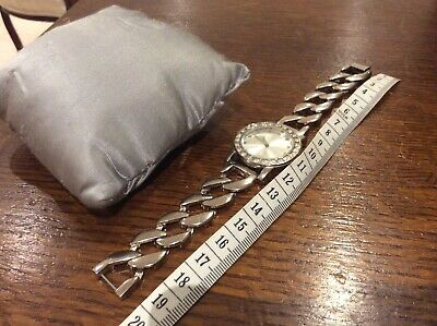 £6.99 • Buy Accessories At New Look Watch Chain Bracelet 19558 Battery 13/11/2020
