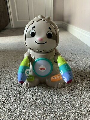 £5.30 • Buy Fisher-Price Linkimals Smooth Moves Sloth Baby Toy