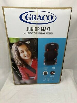 £21.50 • Buy Graco Junior Maxi Lightweight High Back Booster Car Seat