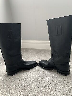 £30 • Buy Rm Williams Ladies Black Leather Boots 5F