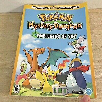 $34.99 • Buy Pokemon Mystery Dungeon Explorers Of Sky Official Strategy Guide DS