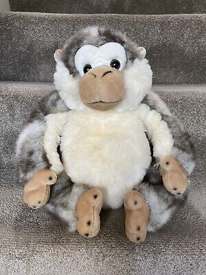 £8.49 • Buy Keel Toys Simply Soft Collection Monkey Primate Soft Plush Toy 14  Approx VGC