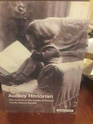 £9.99 • Buy Audley Historian Number 14 2008.