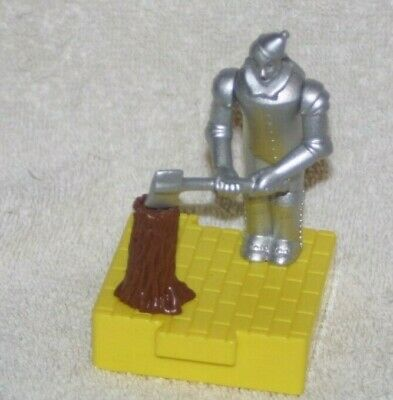 £3.63 • Buy Tin Man Action 1998 Blockbuster Wizard Of Oz Figure Toy Loose