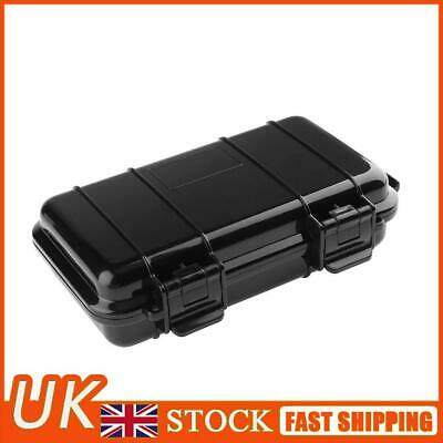 £9.94 • Buy Outdoor Shockproof Sealed Waterproof Safety Case ABS Tool Dry Box (B)