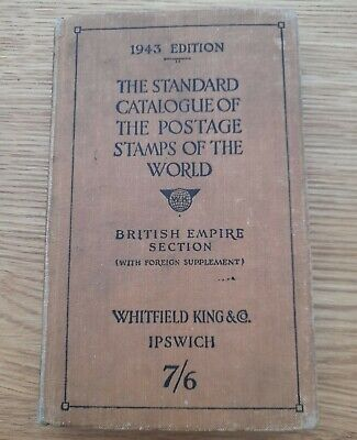 £9.99 • Buy The Standard Catalogue Of The Postage Stamps Of The World 1943 Edition