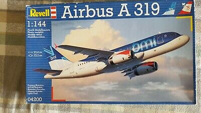£45 • Buy Revell 04200 1/144 Airbus A319  BMI / Austrian Decals