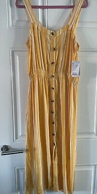 £4 • Buy Tk Max Yellow Dress Size M New With Tags