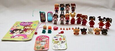 £13 • Buy Clarks YOTOY Set Of 13 Rare Daisy Dolls And 5 Pets, Shoe Toys With Accessories