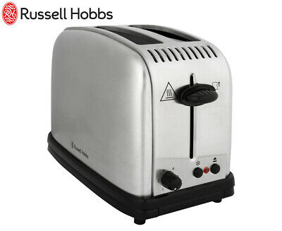 AU26.50 • Buy Russell Hobbs Classic 2-Slice Toaster - Silver   AK227