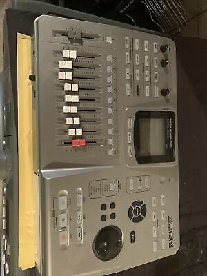 £74.99 • Buy Zoom MRS 802 8 Track Recorder USED Very Good Condition CD-RW