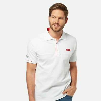 £33.95 • Buy Genuine Audi Sport Men's Polo Shirt Size Small....Fits Chest Size 36 - 38 Inches