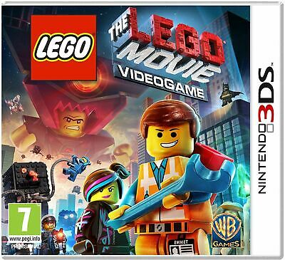 £3.89 • Buy The Lego Movie Videogame - Nintendo 3DS - CARTRIDGE ONLY