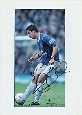 £4.99 • Buy Tim Cahill (Everton) Signed Picture